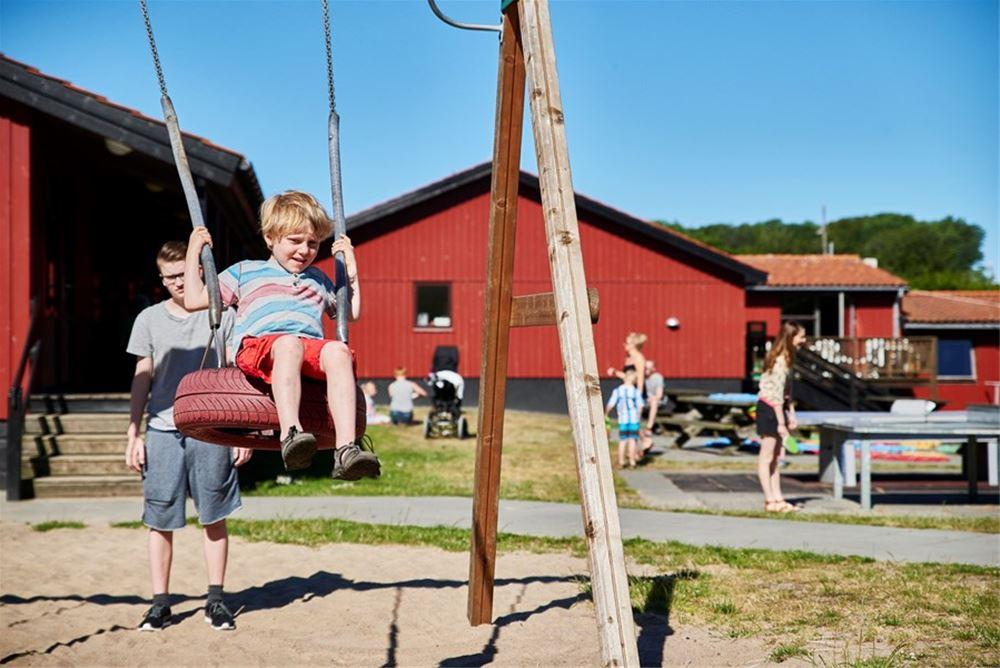 Svanekes vandrerhjem er et af de mest hyggelig på Bornholm.