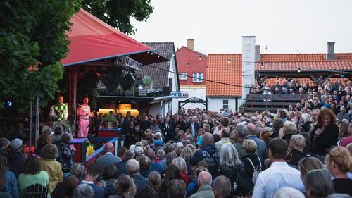 Gæstgiveren i Allinge er garant for musik og underholdning i løbet af sommeren