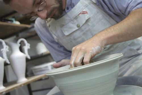 Keramik er stort tilløbsstykke på Bornholm