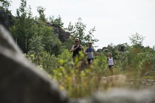 På Bornholm kan man lobe i smukke naturomgivelser